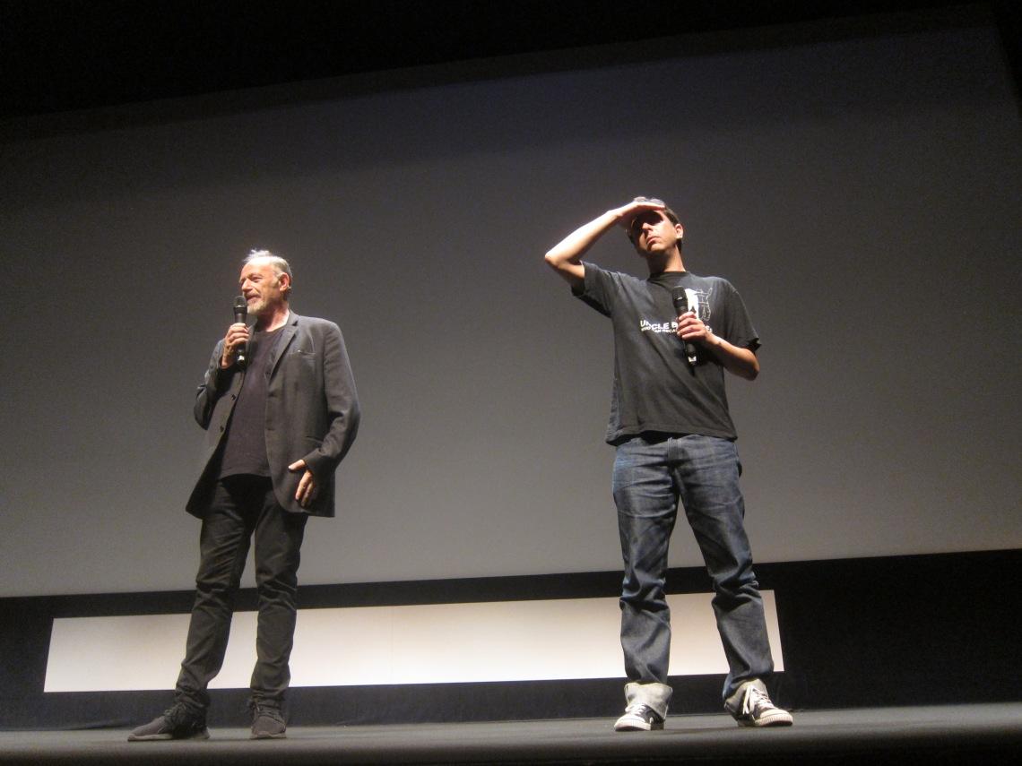 """Miguel Gomes présente le deuxième volume de ses """"Mille et une Nuits"""". Cannes, 18 mai 20"""