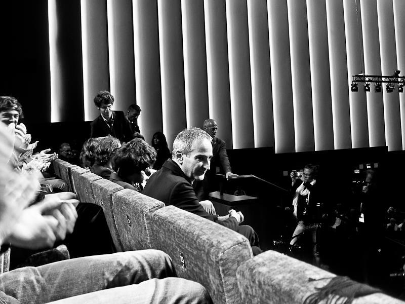 Olivier assays (Venise, septembre 2012)  (Photo : André Lange-Médart)