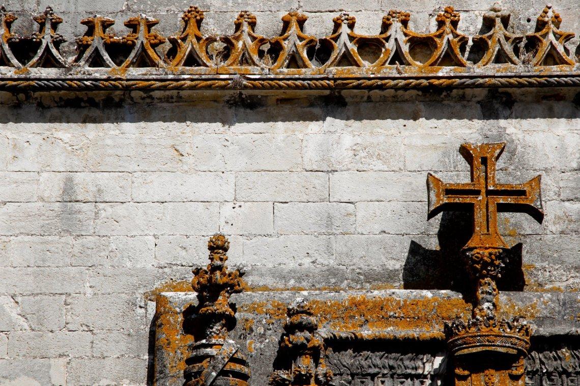 Monastère de Tomar (Photo : André Lange-Médart)