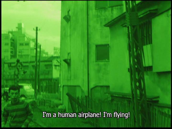 Jetons les livres et descendons dans la rue ! de Shuji Terayama (Japon, 1971)