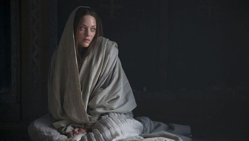 Marion Cotillard en Lady Macbeth.