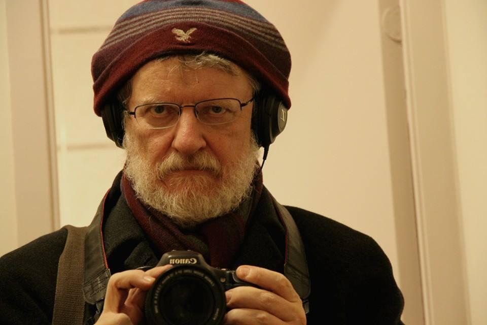 Autoportrait moscovite (Photo : André Lange-Médart)
