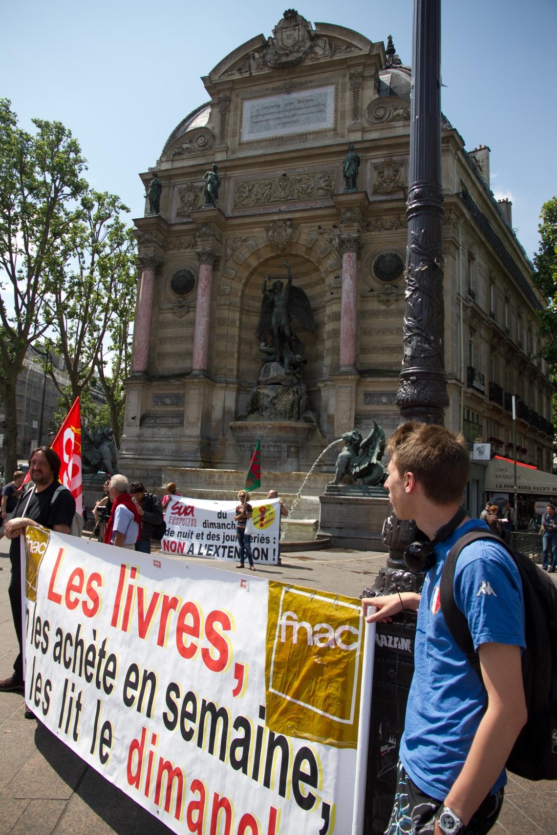 Manifestation St Michel-19