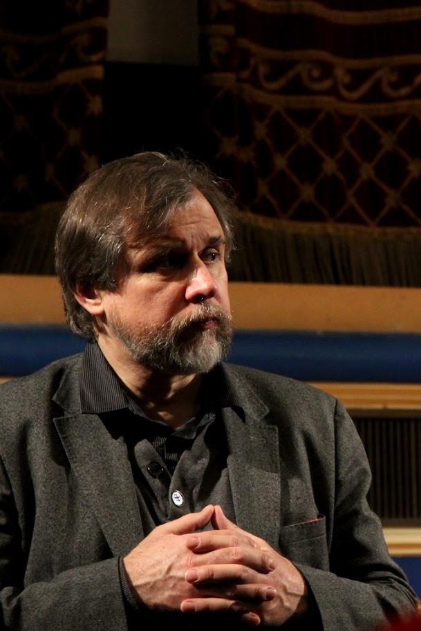 Le réalisateur Andrei Echpaï  (Photo : ANdré Lange-Médart)