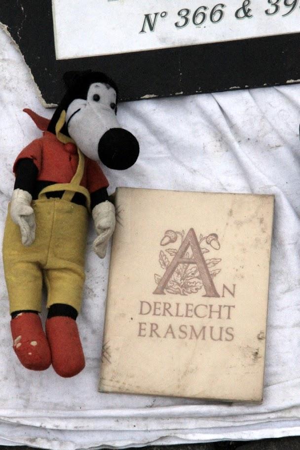 Erasme et Dingo (Photo : André Lange-Médart)
