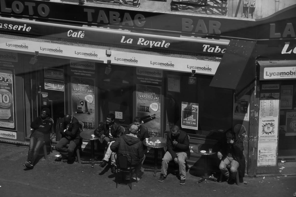 Boulevard de La Chapelle  (Photo André Lange-Médart)
