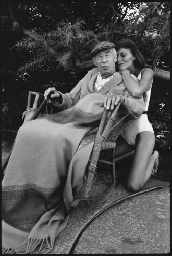 Henry Miller Photo Mary Ellen Mark