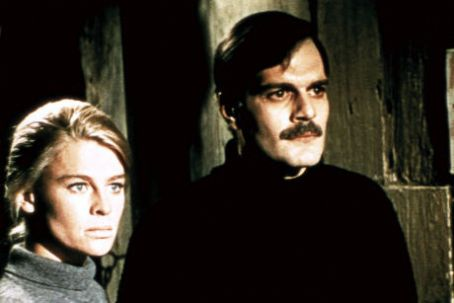 "Julie Christie et Omar Sharif dans ""Docteur Jivago""."