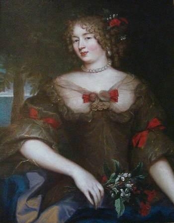 Madame de Grignan par Pierre Mignard (1669).