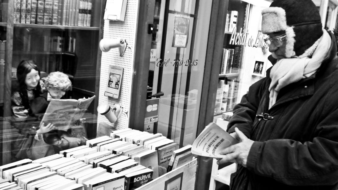 """""""Psychanalyse de l'antisémitsme"""" (Paris, décembre 2009) Photo André Lange-Médart"""