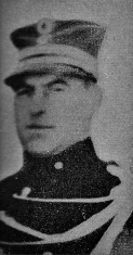 Le gendarme Guillaume Hocké